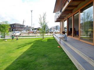 TEKTON | テクトン建築設計事務所 Сад