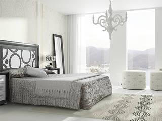 Dormitorio Alba:  de estilo  de JIMÉNEZ VISO