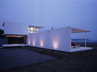 株式会社仲亀清進建築事務所 Moderne Häuser