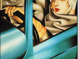 Tamara w zielonym Bugatti: styl , w kategorii  zaprojektowany przez MSP Sp. z o.o.