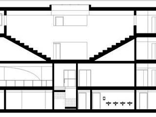 AUDITORIUM & ÉCOLE DE CHANT CHORAL  SOUS MAÎTRISE RADIO FRANCE — BONDY :  de style  par PARC Architectes
