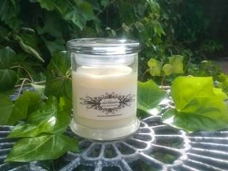 Lemon Basis Manderin:   by The Candle Alchemist