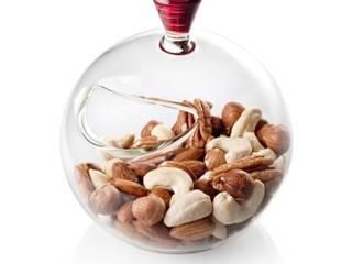 """yummybowl - peanuts statt """"pee-nuts"""" von Barbara Votik, Glasbläserei&Glasapparatebau Ausgefallen"""