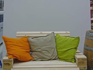 Sitzmöbel aus Funktionsholz:   von Domgörgen-Die Tischlerei