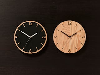Primary Clock - by Collection: modern  by ByShop, Modern