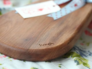 Harch Raindrop Board- Chopping and Serving Board Harch Wood Couture 廚房廚房器具