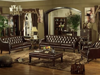 Choosing Birchwood for Furniture Locus Habitat Living roomSofas & armchairs