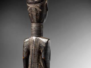 Statuette Dan par Galerie Lucas Ratton