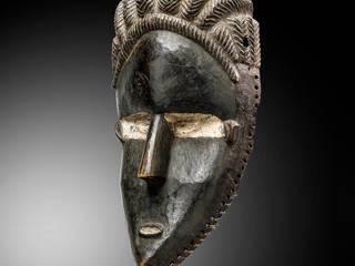 Masque Dan-Basa par Galerie Lucas Ratton