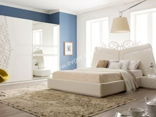 Alonzo Avangarde Yatak Odası Ev Gör Mobilya Sanayi Tekstil ve Ticaret LTD. ŞTİ. Klasik