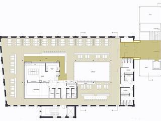 Restaurant/Bar/Lounge:  Gastronomie von SW  Retail+Interior Design,Modern