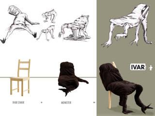 IVARION:  de style  par Morgane Ménard