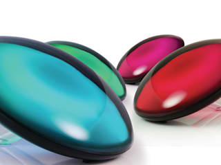 Mathmos Jellyfish Black Remote Controlled Colour Changing Light by Mathmos