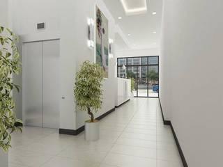 ARİFOĞLU GRUP AŞ. GÜRPINAR PROJESİ CANSEL BOZKURT interior architect