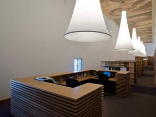 Mediateca, Memoria de Andalucia: Museos de estilo  de studio zigzag lighting design