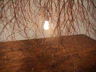 Table + Light by 바이헤이데이