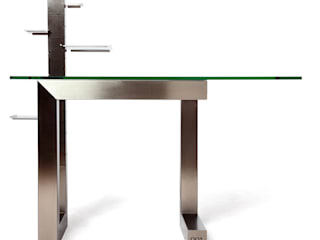 BOOTH Table par Transprofil Minimaliste