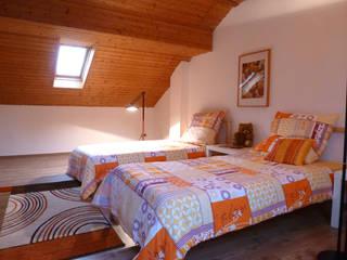 Dachgeschoss nach Home Staging:   von Szeena Homestaging