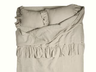 VINTAGE soft linen bedding and accessories LOVELY HOME IDEA BedroomTextiles