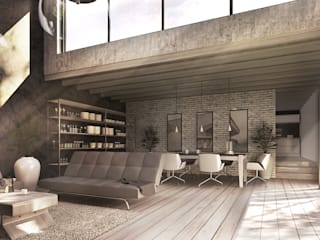 Rocas D vmavi Modern living room