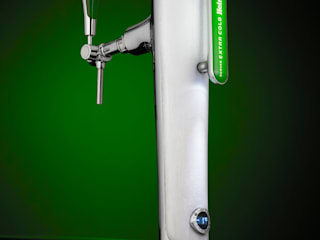 Beer fountains for Heineken 2008-2012: modern  door SMOOL by Robert Bronwasser, Modern