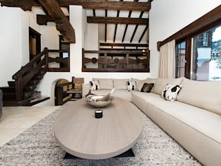 Rustic style house by Martinuzzi Interiors Interior Design & Renovations Rustic