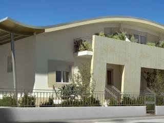 Rumah Modern Oleh Calabrese & Iozzi Architetti Associati Modern