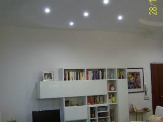 Ruang Keluarga Modern Oleh Calabrese & Iozzi Architetti Associati Modern