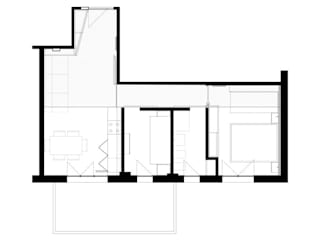 STUDIO PIRACCINI Minimalist house