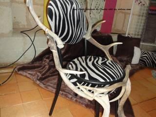création de chaise:  de style  par de l'autre côté du rideau