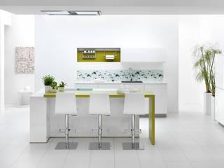 Nhà bếp: thiết kế nội thất · bố trí · hình ảnh bởi Schmidt Küchen