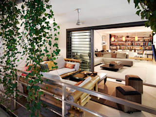 Terrace by FANSTUDIO__Architecture & Design, Modern