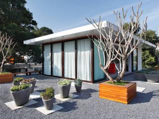 Tempo House 現代房屋設計點子、靈感 & 圖片 根據 Gisele Taranto Arquitetura 現代風