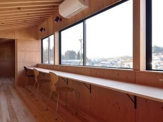 株式会社長野聖二建築設計處 書房/辦公室
