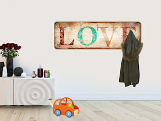 eclectic  by K&L Wall Art, Eclectic