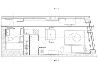 Salones de estilo industrial de AÏDO Industrial