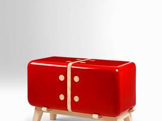 Keramos by Adriano Design Adriano Design Living roomCupboards & sideboards