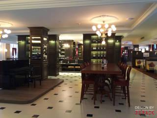 Design de la Maison du Sud-Ouest / Le plus grand restaurant français en Chine Gastronomie classique par DEPACK DESIGN Classique