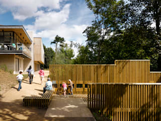 Creswell Crags, Museum and Education Centre Museums by OMI Architects