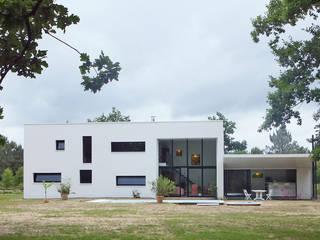 maison G2 Maisons modernes par Hervé Lehoux Moderne
