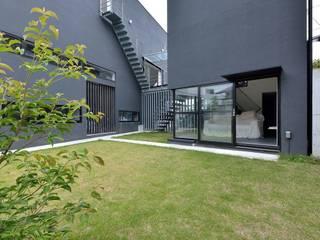 株式会社長野聖二建築設計處 บ้านและที่อยู่อาศัย