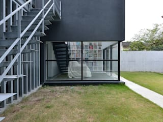 株式会社長野聖二建築設計處 Modern houses