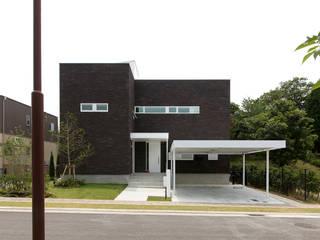 サンルームのある家 モダンな 家 の ラブデザインホームズ/LOVE DESIGN HOMES モダン