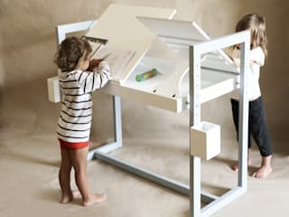 ADAPTATIVE ADULT AND CHILDREN'S DESK LOUIS SICARD Study/officeDesks