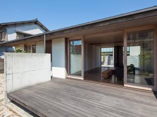 若ヶ谷の家(竣工後11年の写真) ミニマルな 家 の 川添純一郎建築設計事務所 ミニマル