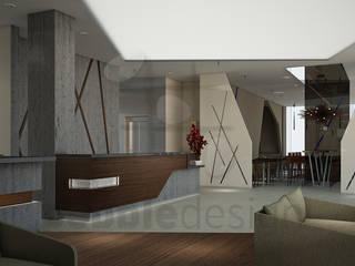 Holiday Inn Express Pebbledesign / Çakıltașları Mimarlık Tasarım 飯店