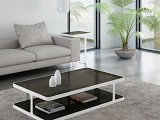 Neo Enrique Martí Asociados s.l. Living roomSide tables & trays