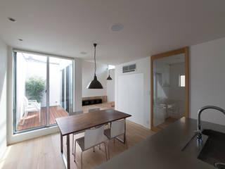 都市型アウトドアハウス オリジナルな 家 の ラブデザインホームズ/LOVE DESIGN HOMES オリジナル