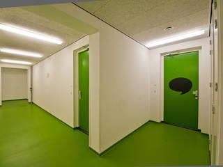 Studenttowers Laakhoven de Liag Architecten en Bouwadviseurs Moderno