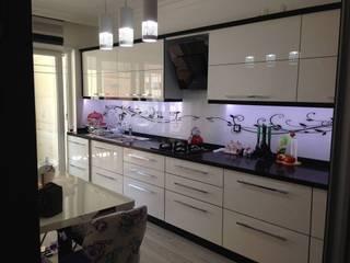 EDESSA TASARIM İÇ MİMARLIK VE DEKORASYON – kitchen design:  tarz